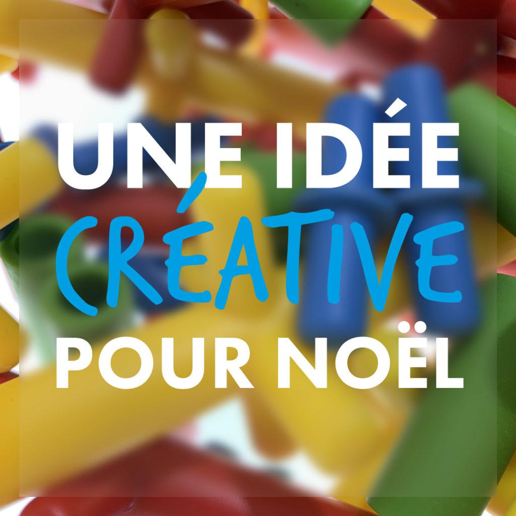 Une idée créative pour Noël