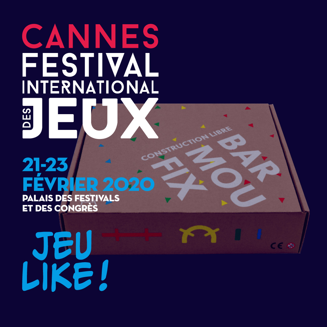 Ideecad au Festival International des Jeux
